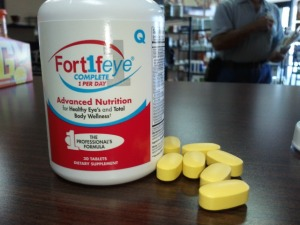 Fortifeye One Per Day most potent multivitamin in the industry