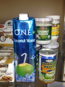 coconut water for dry eyes
