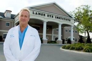 Dr Michael Lange at Lange Eye Institute