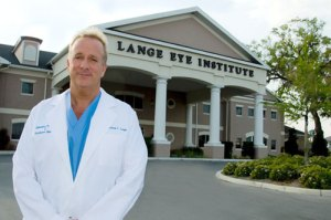 Dr Michael Lange at Lange Eye Institute